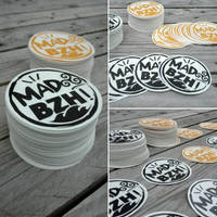 stickers MAD BZH ! by AASKA-CREA