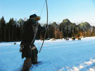Viking hunter by EgilSterkr