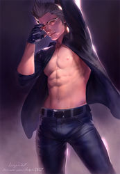 Ignis Final Fantasy by Angel1227