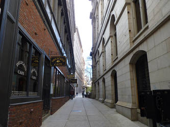 Boston Exterior by Rasylver