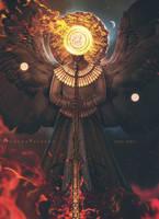 Amon Surya by LINGDUMSTUDOG