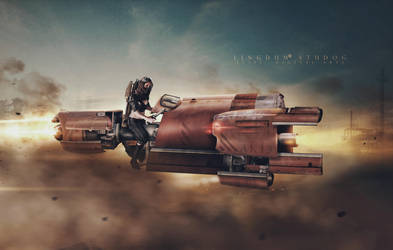 AK 13 by LINGDUMSTUDOG