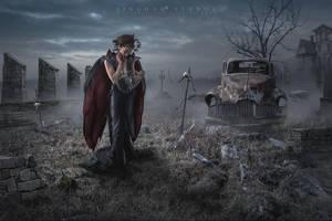 Cage of Raven by LINGDUMSTUDOG