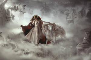 Cloak of sibyl by LINGDUMSTUDOG