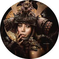 Golden Circle by LINGDUMSTUDOG