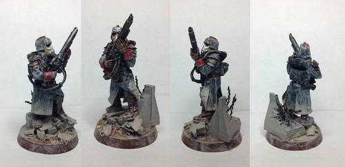 Death Korps of Krieg Grenadier by Usafkid94