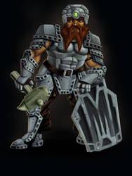 Dwarf2 by battlereaper
