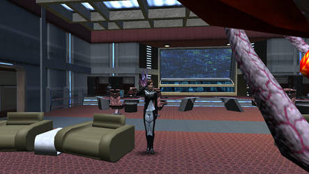 Star Trek A Wolrd Apart: Prologue II by olivoid
