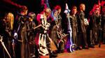 Otakon Masquerade 2008 by kickedinthevader