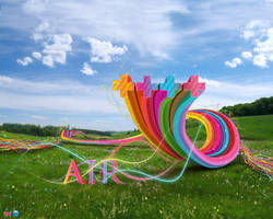 AIR scenery 3D by richworks