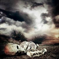 Deathly Photo manipulation by richworks
