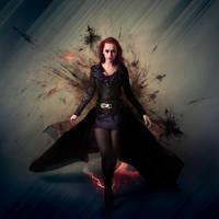 Witch's Revenge by leglaunecmichel
