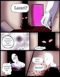 i eat pasta for breakfast pg. 163 by Chibi-Works