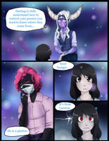 i eat pasta for breakfast pg. 326 by Chibi-Works
