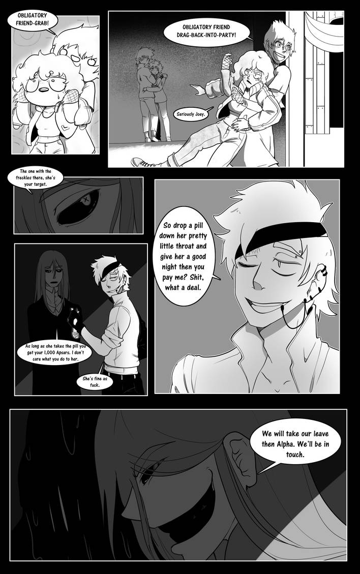 Outcast: 2238 Pg. 2 by Chibi-Works ...