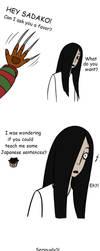 Teach me Japanese by Bakhtak