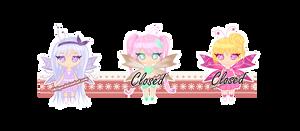 Fairy Adopt Batch #1 CLOSED by OKtiger