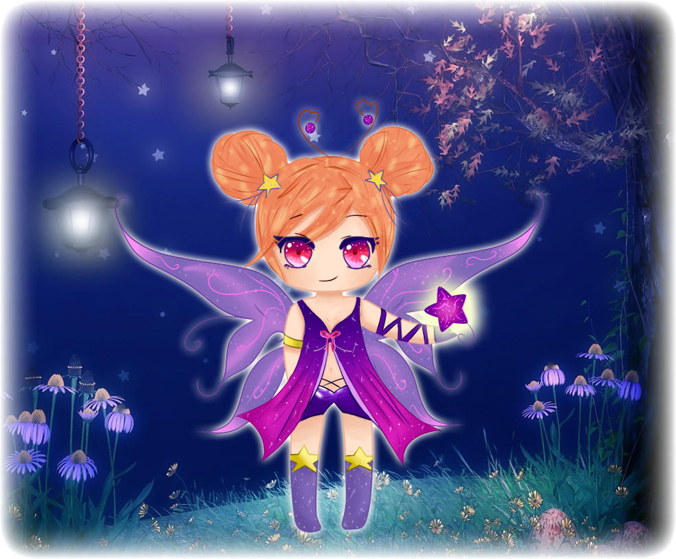 Star Night Fairy by OKtiger