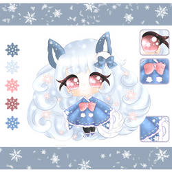 Winter Love Adopt {CLOSED} by OKtiger