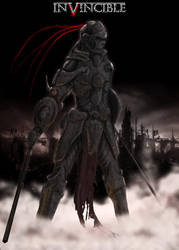 Invincible new OC : Skull by TheSqu