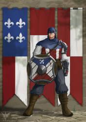 Captain Medieval by TheSqu