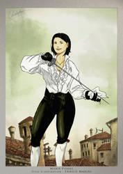 Marie-Pierre - Inspiration : Marini by TheSqu