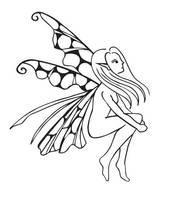 scrap - Faerie tattoo no.1 by STsung