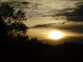 Sunset - La Hulpe by STsung