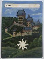Plains - Karlstejn castle by STsung