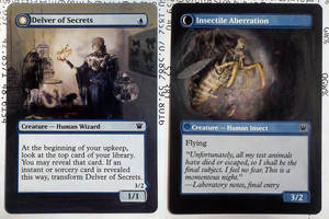 Delver of Secrets extended borders by STsung