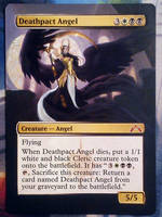 Deathpact Angel by STsung