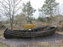 boat on land 01 by malicia-stock