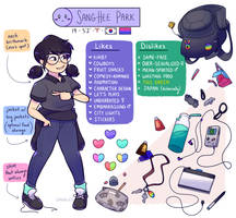 Meet the Artist by Sangled