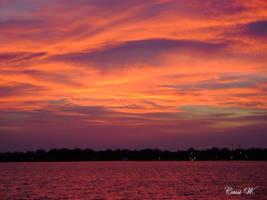 Sunset 4 by blackpenguin466