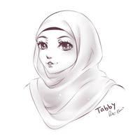 Tabby [Sketchy Sketch] by Puripurr