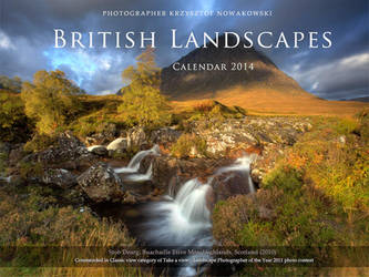 British Landscapes 2014 by novakovsky