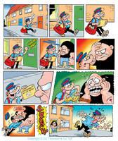 Postman Prat 1 by lewstringer