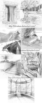 daily_sketch-6 by ChrisTais