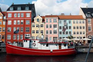 Nyhavn by Ess-vee