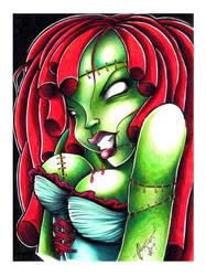 Zombie Behatch by BettieBoner