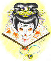 Geisha by BettieBoner