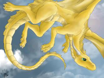 DragonEyzs by Tusami