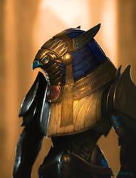 Horus by edsfox