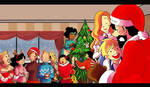 collabe-a merry merry christmas by SAcommeSASSY