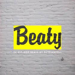 CD cover for Cibazoll - Beaty by cibazoll