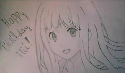 Happy Birthday Mii by Tokitoka-san
