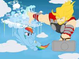 Bring the Thunder by JuggsGotYa