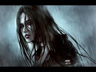 Tears In The Rain by NanFe