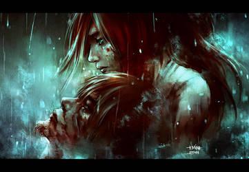 tears dont fall by NanFe