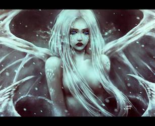 Frozen Elegy by NanFe